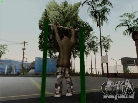 Horizontale Balken für GTA San Andreas her Screenshot