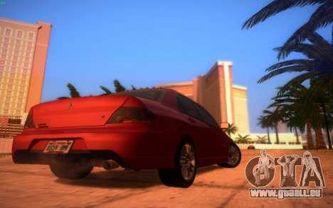 ENBS V3 pour GTA San Andreas cinquième écran