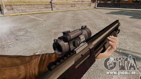 Fusil de chasse tactique v1 pour GTA 4 cinquième écran