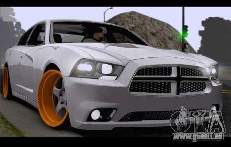 Dodge Charger SRT8 pour GTA San Andreas