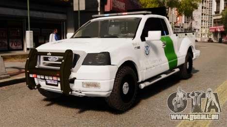 Ford F-150 v3.3 Border Patrol [ELS & EPM] v3 pour GTA 4