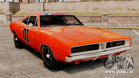Dodge Charger General Lee 1969 für GTA 4