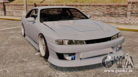 Nissan Silvia S14 für GTA 4