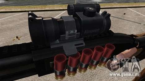 Fusil de chasse tactique v1 pour GTA 4 quatrième écran