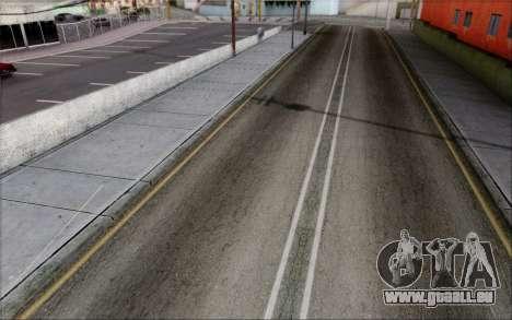 RoSA Project v1.2 Los-Santos pour GTA San Andreas troisième écran
