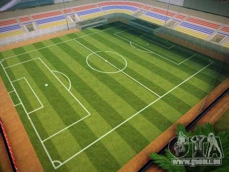 Fußballplatz für GTA San Andreas