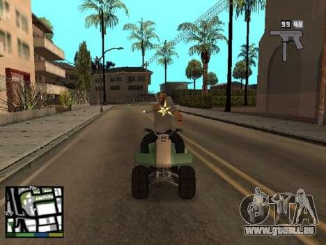 Trevor Philips de GTA 5 pour GTA San Andreas quatrième écran