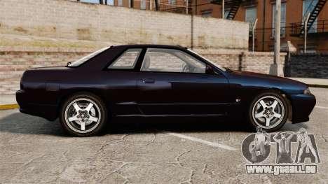 Nissan Skyline R32 GTS-t pour GTA 4 est une gauche
