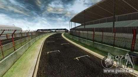 Extrem Nitro-track für GTA 4 Sekunden Bildschirm