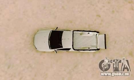 Dacia Duster Pick-up für GTA San Andreas Seitenansicht