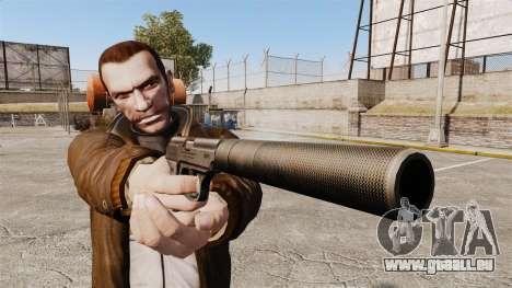Walther PPK Ladewagen Pistole v1 für GTA 4 dritte Screenshot
