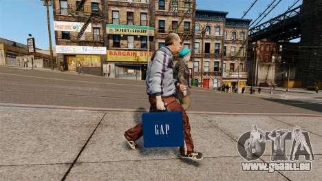 Paquet GAP pour GTA 4