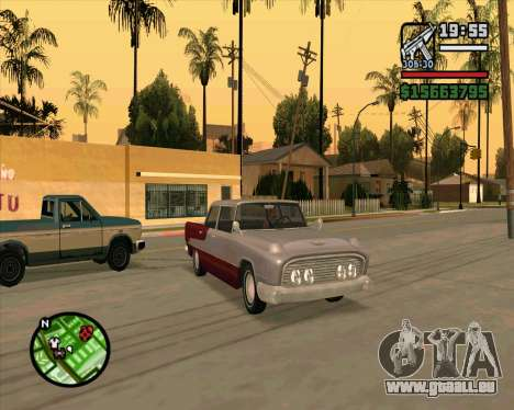 Oceanic HD für GTA San Andreas