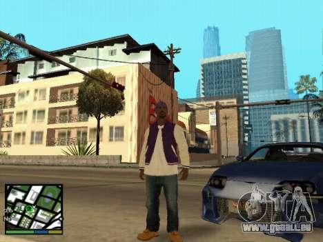 Ballas pour GTA San Andreas