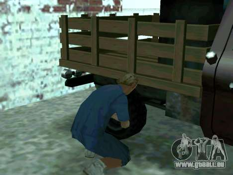Dwayne and Jethro v1.0 für GTA San Andreas dritten Screenshot