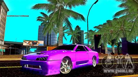 Elegy Drift Silvia pour GTA San Andreas
