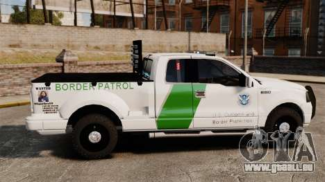 Ford F-150 v3.3 Border Patrol [ELS & EPM] v2 für GTA 4 linke Ansicht