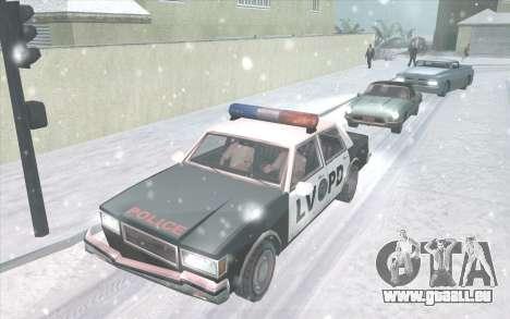 Snow San Andreas 2011 HQ - SA:MP 1.1 für GTA San Andreas zweiten Screenshot