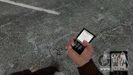 Kaskus thème pour téléphone mobile pour GTA 4
