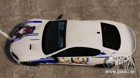 Maserati MC Stradale Infinite Stratos für GTA 4 rechte Ansicht