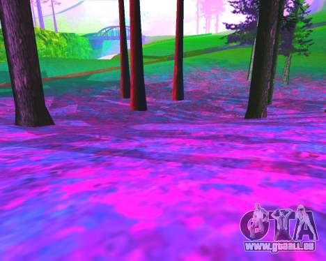 NarcomaniX Colormode pour GTA San Andreas sixième écran