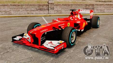 Ferrari F138 2013 v1 für GTA 4