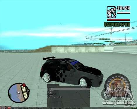 Sobeit 4.2.2.1 (2011) [RUS] pour GTA San Andreas