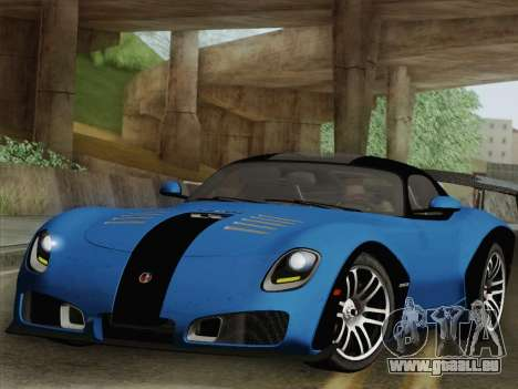 Devon GTX 2010 für GTA San Andreas