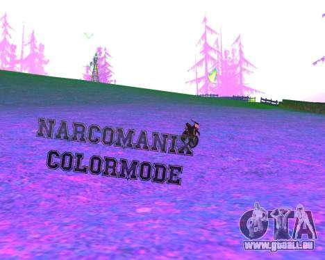 NarcomaniX Colormode pour GTA San Andreas
