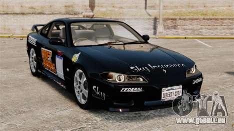 Nissan Silvia S15 v4 für GTA 4