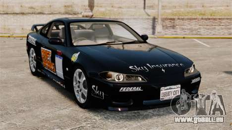 Nissan Silvia S15 v4 pour GTA 4