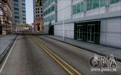 RoSA Project v1.2 Los-Santos pour GTA San Andreas deuxième écran