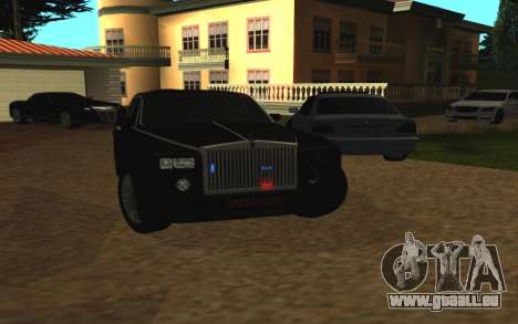 Rolls-Royce Phantom v2.0 für GTA San Andreas rechten Ansicht