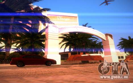 ENBS V3 für GTA San Andreas achten Screenshot