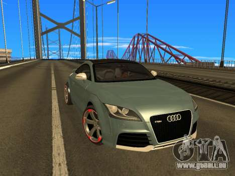 Audi TT RS Plus 2013 für GTA San Andreas
