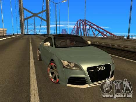Audi TT RS Plus 2013 für GTA San Andreas