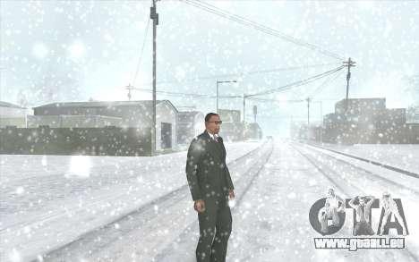 Snow San Andreas 2011 HQ - SA:MP 1.1 für GTA San Andreas fünften Screenshot