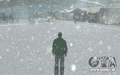 Snow San Andreas 2011 HQ - SA:MP 1.1 für GTA San Andreas elften Screenshot