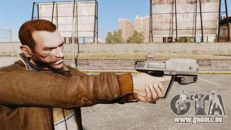 Pistolet M6G de la v1 de Magnum pour GTA 4
