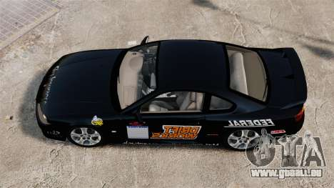 Nissan Silvia S15 v4 für GTA 4 rechte Ansicht