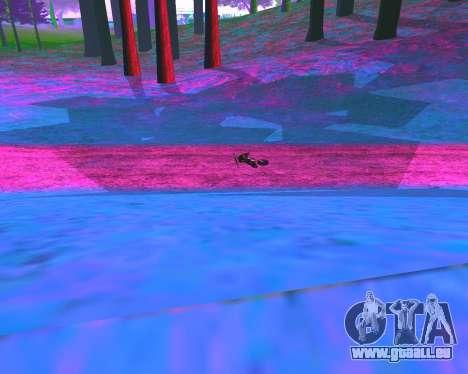 NarcomaniX Colormode pour GTA San Andreas cinquième écran