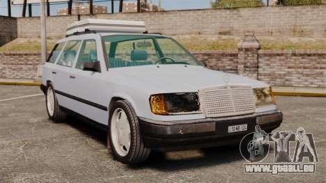 Mercedes-Benz W124 Wagon (S124) pour GTA 4