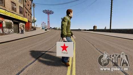 Paquet Macys pour GTA 4