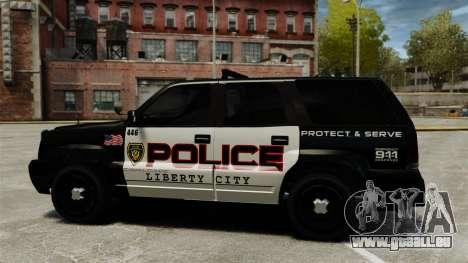 Patrouille Kavalkade für GTA 4 linke Ansicht