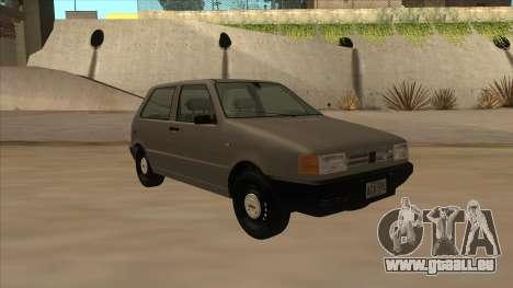 Fiat Uno 1995 für GTA San Andreas linke Ansicht