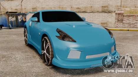 Nissan 370Z Tuning pour GTA 4