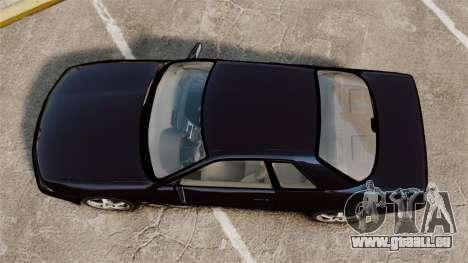 Nissan Skyline R32 GTS-t pour GTA 4 est un droit