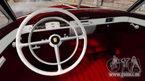 Cadillac Series 62 convertible 1949 [EPM] v1 für GTA 4 Innenansicht
