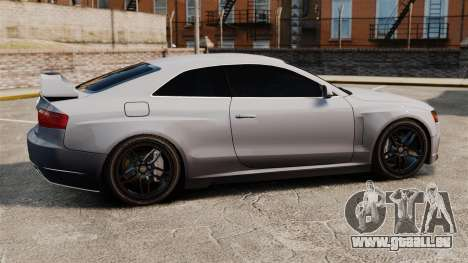 Audi S5 EmreAKIN Edition pour GTA 4 est une gauche