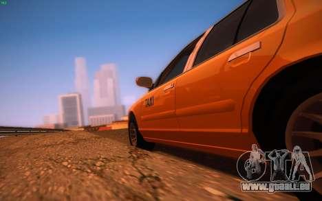ENBS V3 pour GTA San Andreas troisième écran